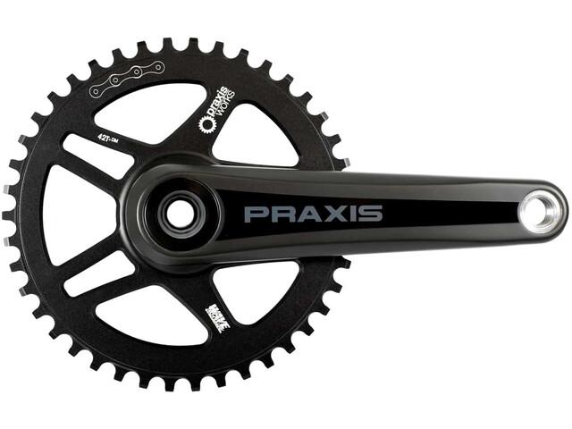 Praxis Works Zayante Carbon M30 Set Biela 10/11-vel 42D